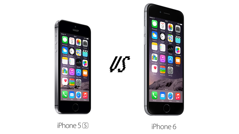 Perbandingan Bagus Mana HP iPhone 6 VS iPhone 5S Segi Harga d0c5820fb6