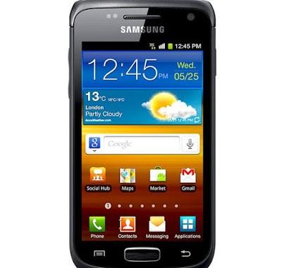 galaxy Wonder GT-i8150