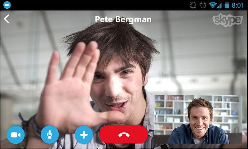 (1) Video-Calls