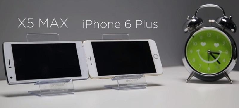 (1) iPhone 6 Plus VS Vivo X5 Max -2