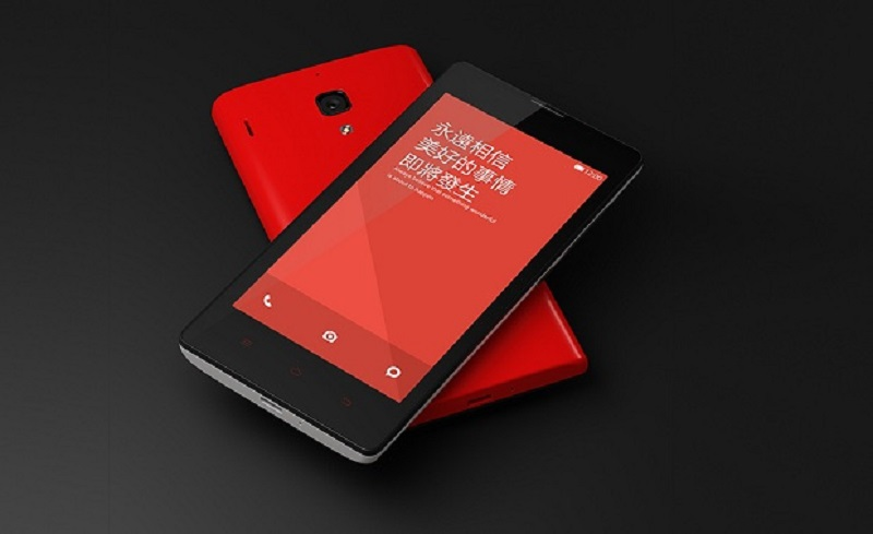 (2) flash redmi 1s