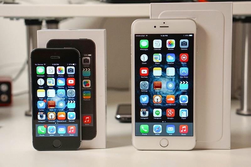(2) iphone se iphone 6s