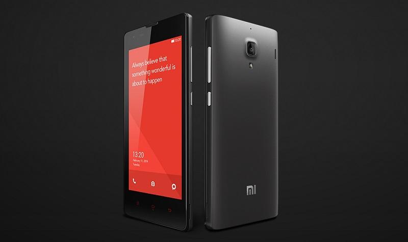 (3) Xiaomi Redmi 1S