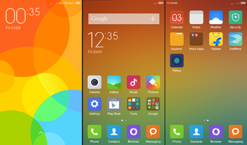 (3) Xiaomi Redmi 2 screenshots