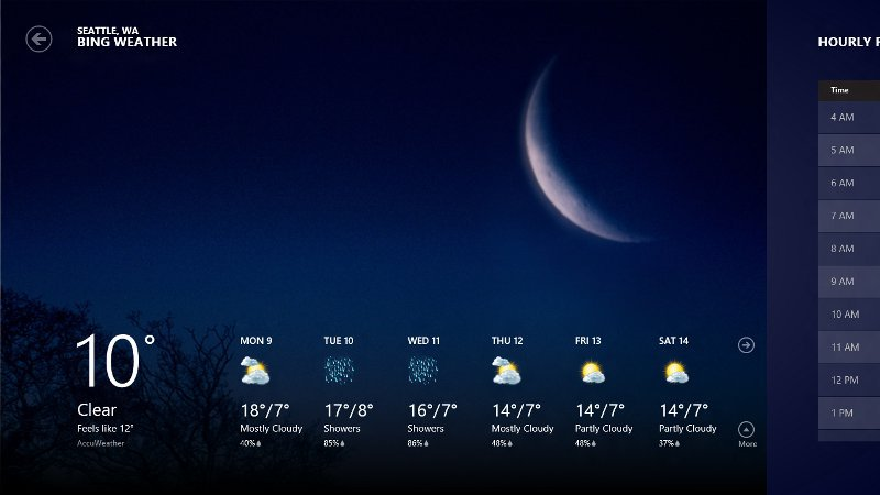 (3) weather for pc