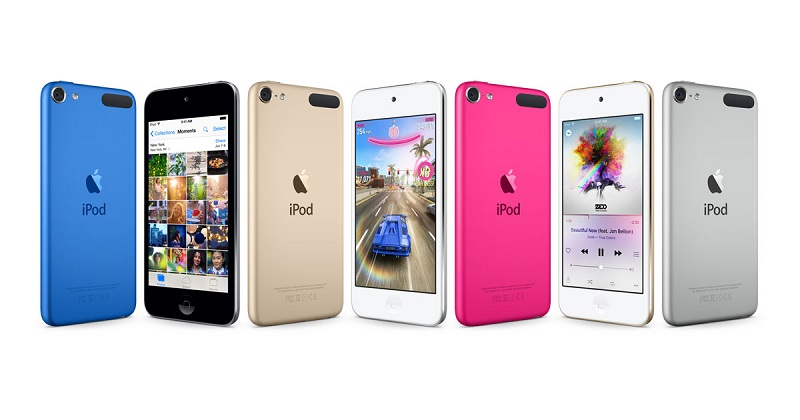 (7) ipod touch 6