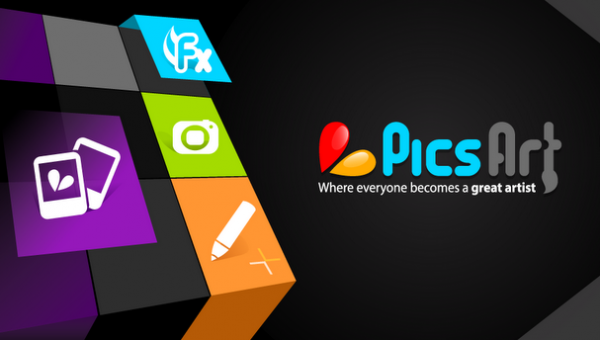 Aplikasi PicsArt Photo Studio Smartphone Android