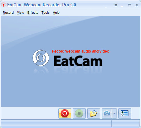 EatCam WebCam Recorder
