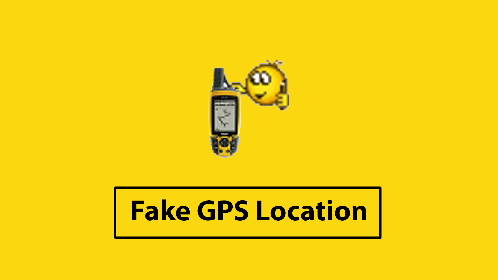 Fake-GPS-location-app
