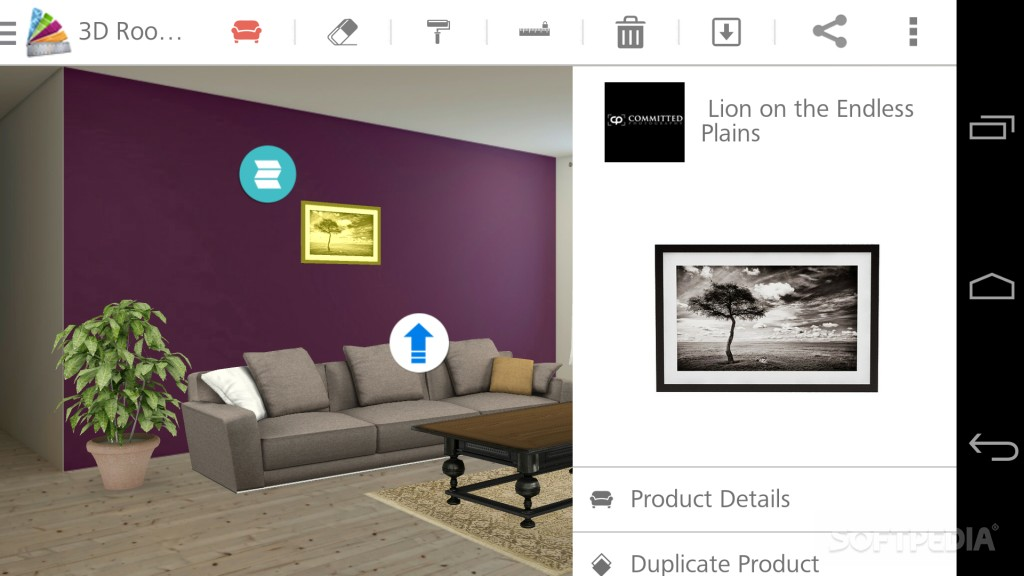 15 aplikasi android untuk mendesain rumah 3d paling bagus. Black Bedroom Furniture Sets. Home Design Ideas