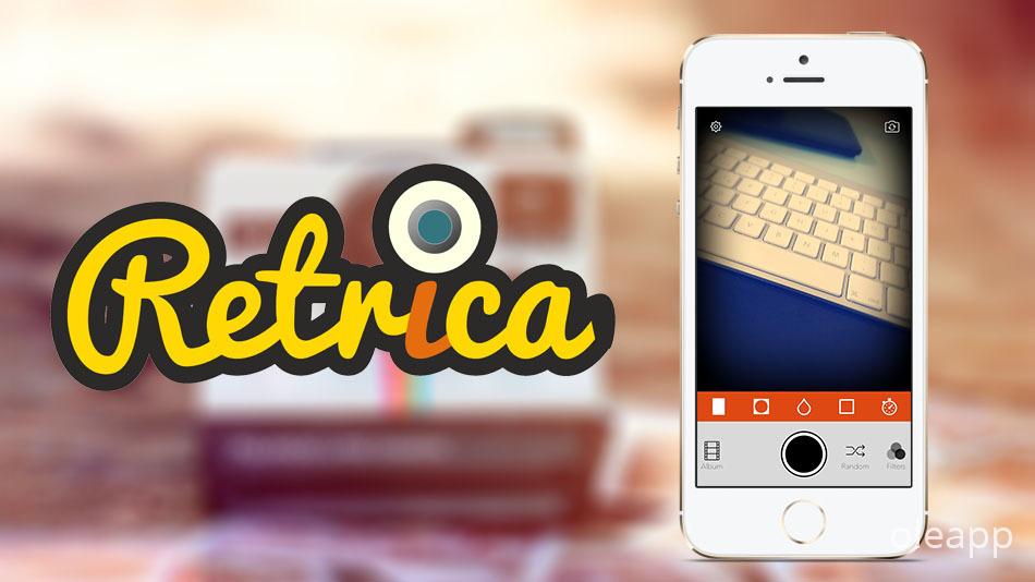 Retrica-free-download