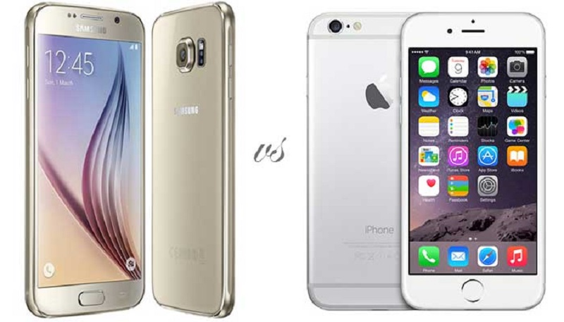 Samsung-Galaxy-S6-vs-Apple-iPhone-6