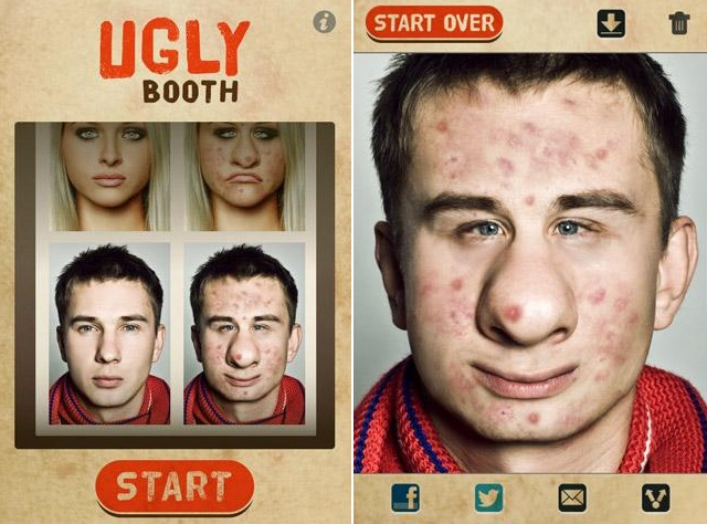 Ugly Booth
