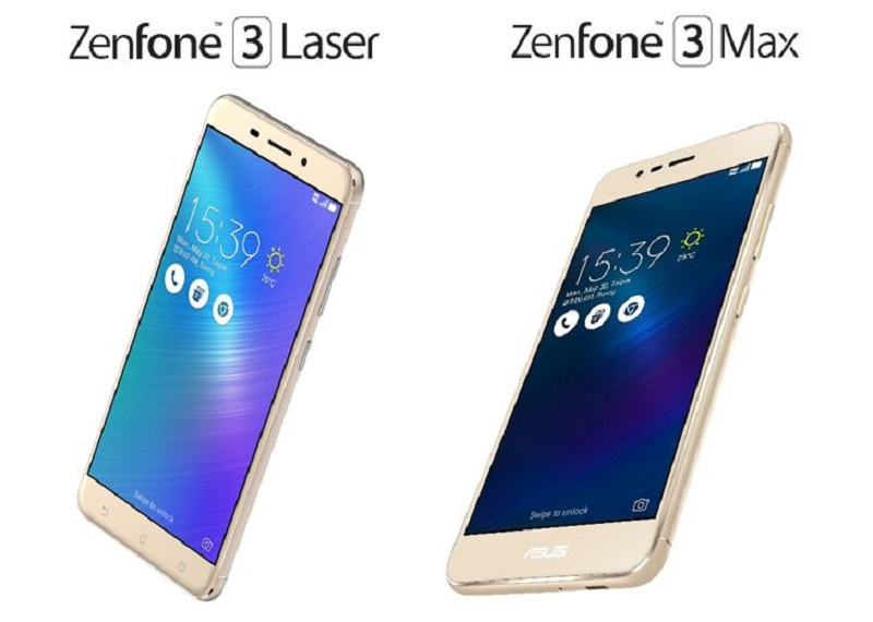Zenfone 3 Laser and Max 01