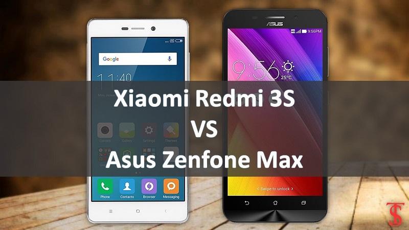 Zenfone Max VS Xiomi S Prime