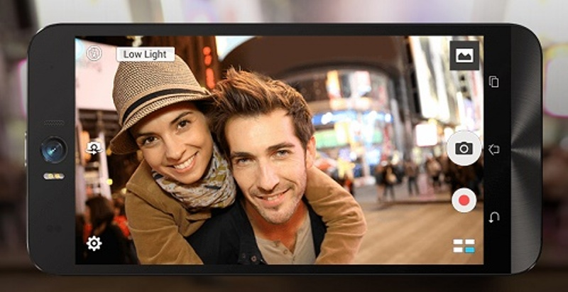 Image result for kamera asus zenfone selfie