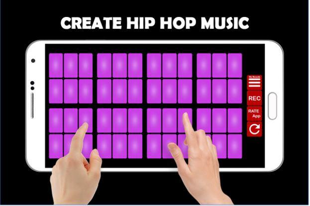 ciptakan hip hop musik