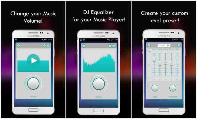 dj music equelizer