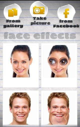 face effect