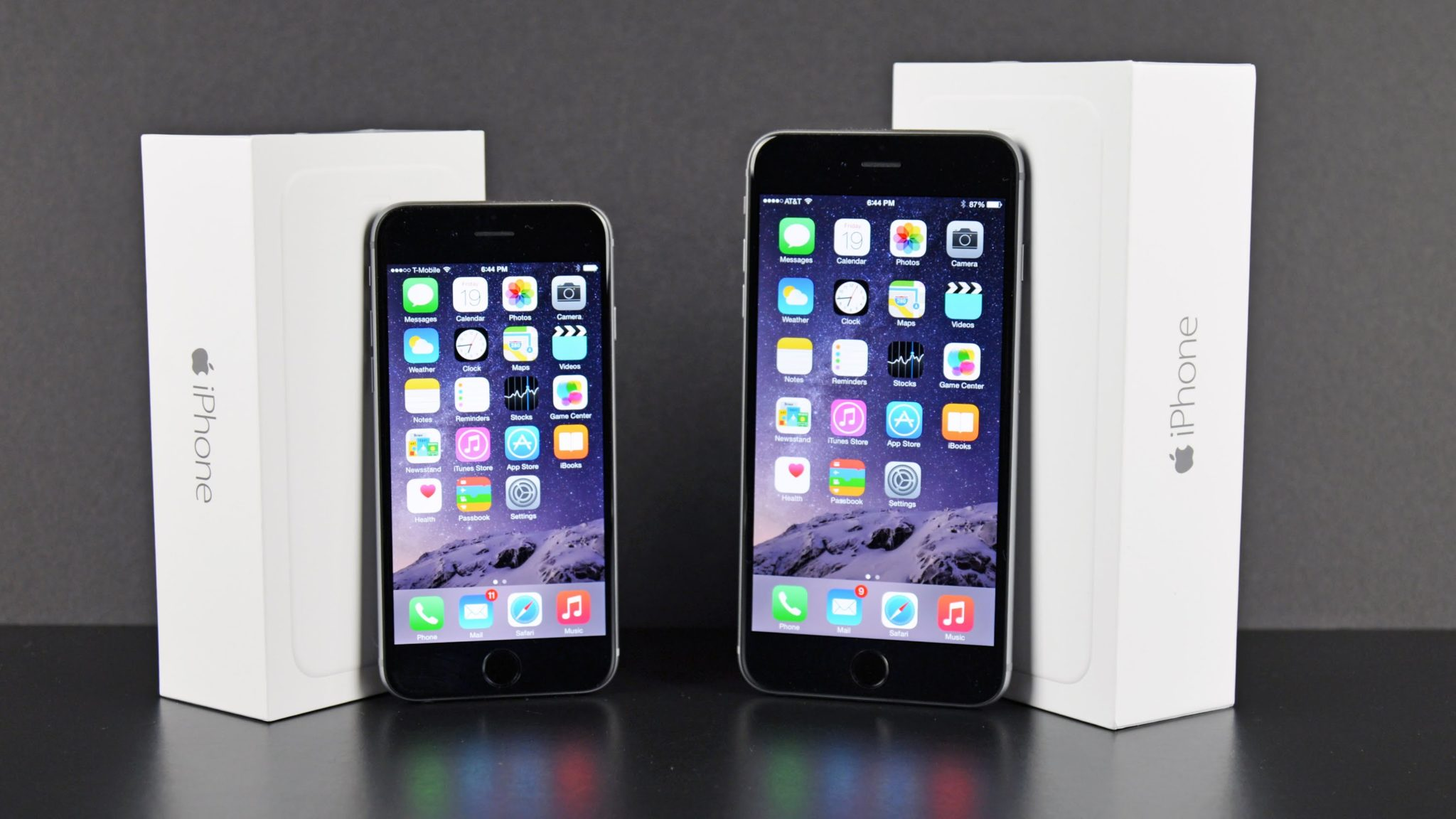 Perbandingan Bagus Mana HP iPhone 6S VS iPhone 6 Plus Segi