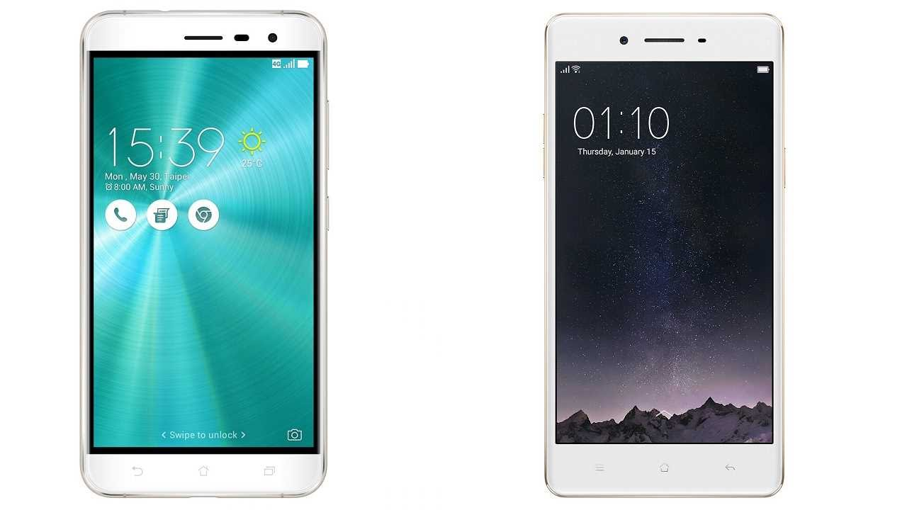 oppo asus