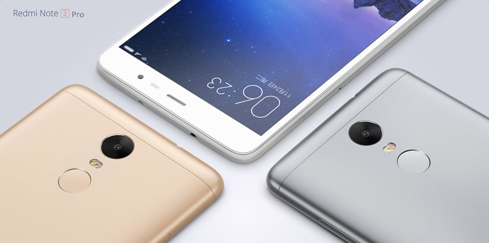 redmi note 3 proo