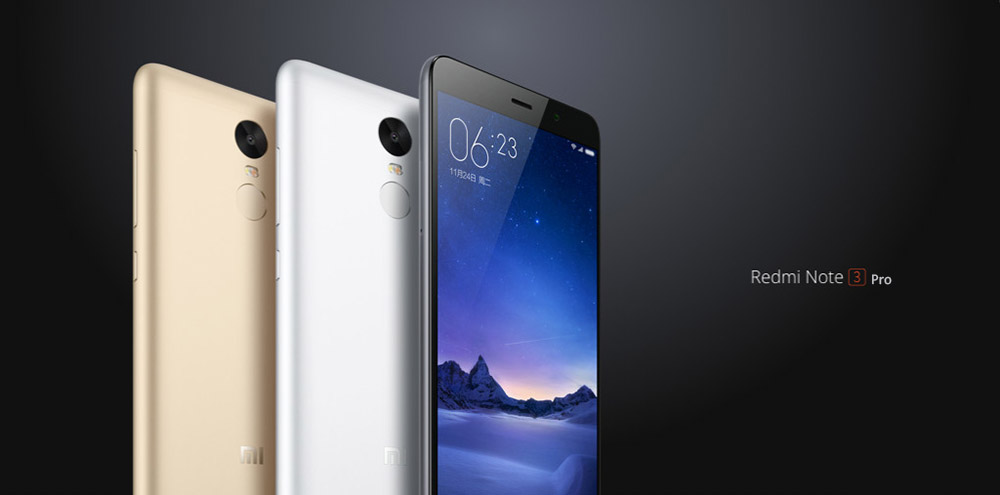 redmi note 3 prooo