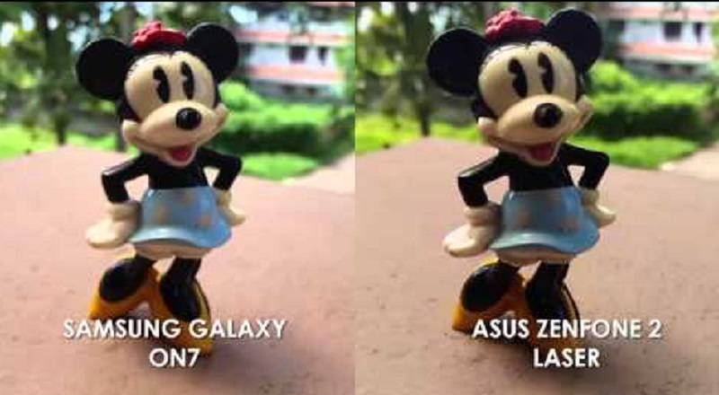 (1) Asus Zenfone 2 Laser ZE500KL VS Samsung Galaxy ON7 -3