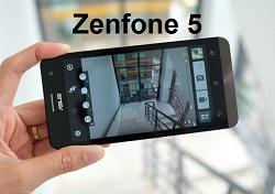(1) Asus Zenfone 5