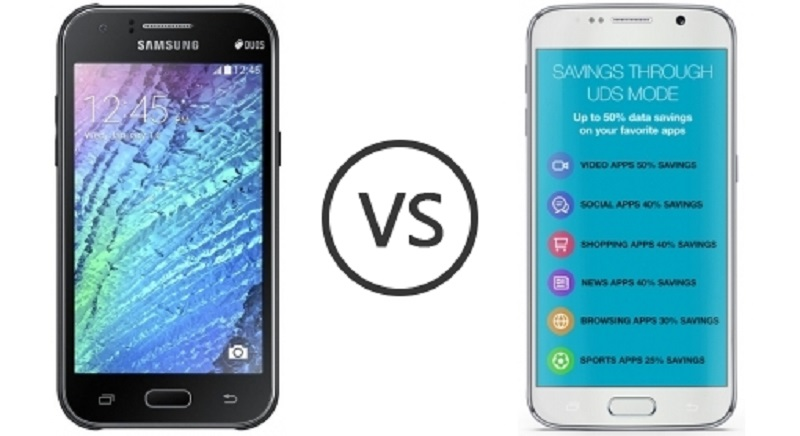 (1) Galaxy J2 VS Samsung Galaxy J1 Ace -2
