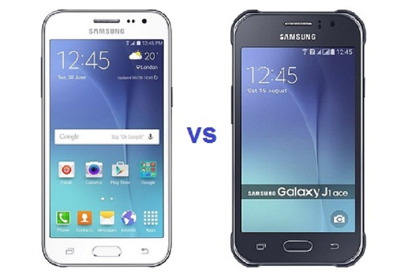 (1) Galaxy J2 VS Samsung Galaxy J1 Ace