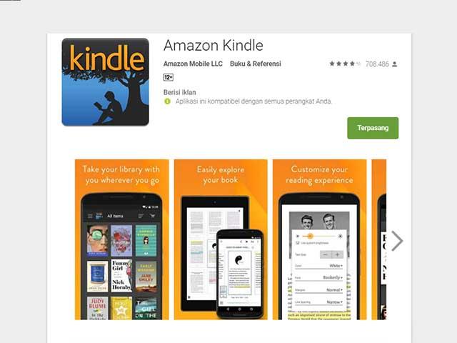 10 Aplikasi Android Untuk Membaca Ebook Paling Nyaman Terbaik Dan