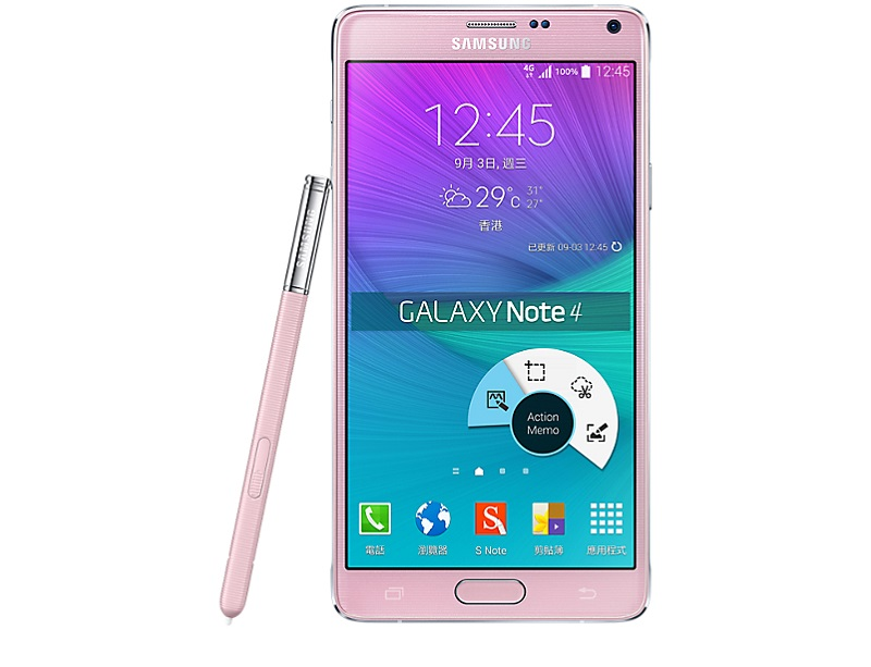 (2) Asus Zenfone 3 VS Samsung Galaxy Note 4 -3