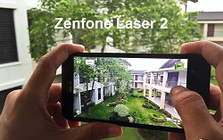 (3) Asus Zenfone 2 Laser ZE500KL VS Apple iPhone 6s -2