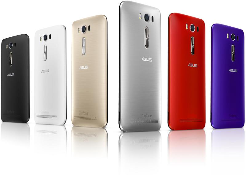 (3) Asus Zenfone 2 Laser ZE500KL VS Oppo Neo 7 -5
