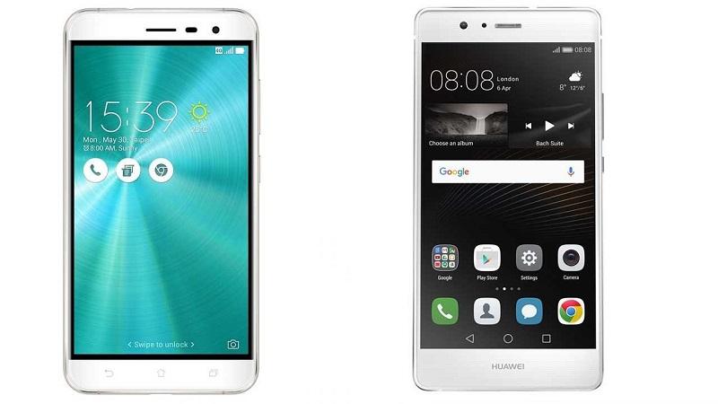 (3) Asus Zenfone 3 VS Huawei P9 Lite -1
