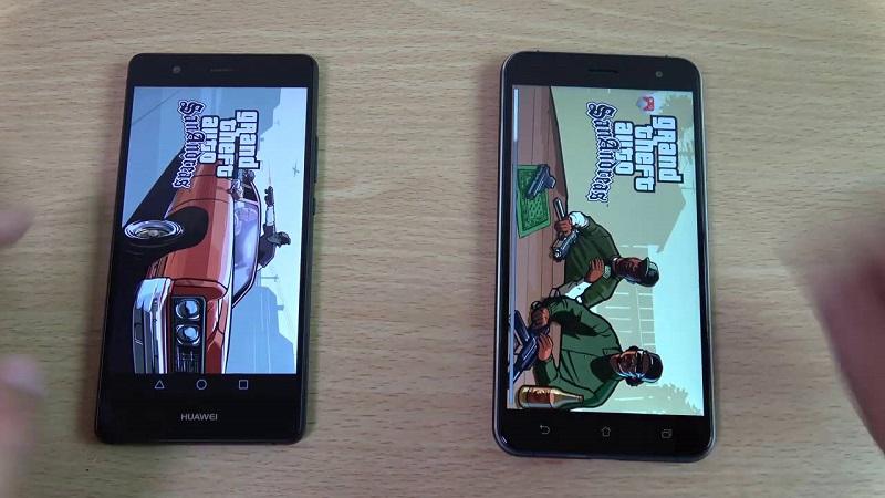 (3) Asus Zenfone 3 VS Huawei P9 Lite -2