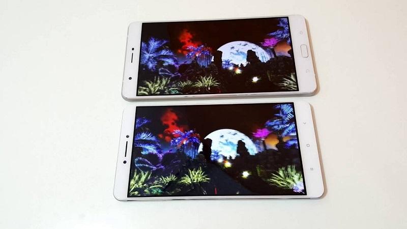 (3) Asus Zenfone 3 VS Xiaomi Mi Max