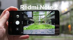 (3) camera xiaomi redmi note 2