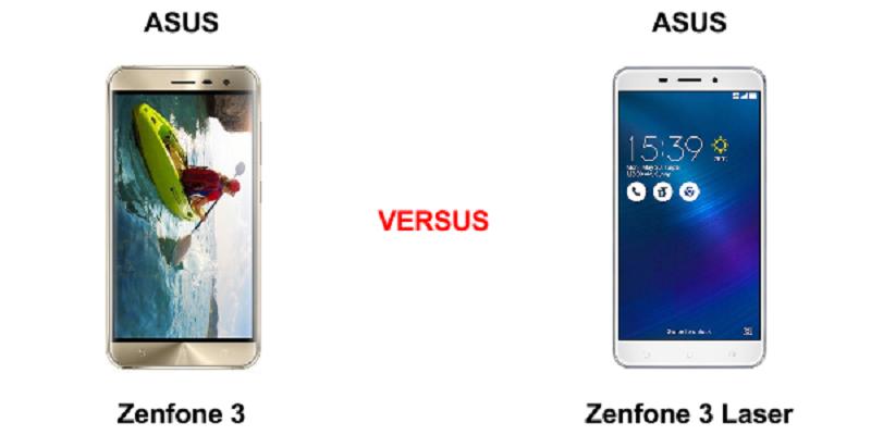(4) Asus Zenfone 3 VS Asus Zenfone 3 Laser -2