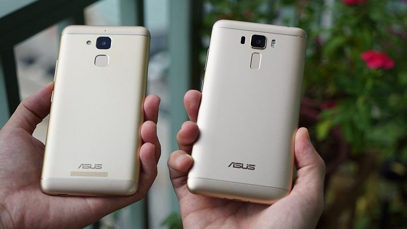 (4) Asus Zenfone 3 VS Asus Zenfone 3 Laser