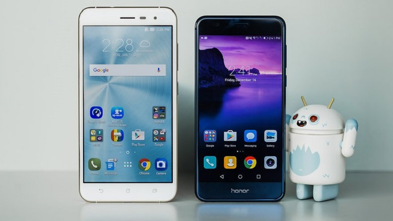 (7) Asus Zenfone 3 VS Huawei Honor 8 -1