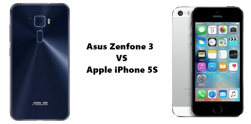 Cover asus zenfone 3 vs iPhone 5S