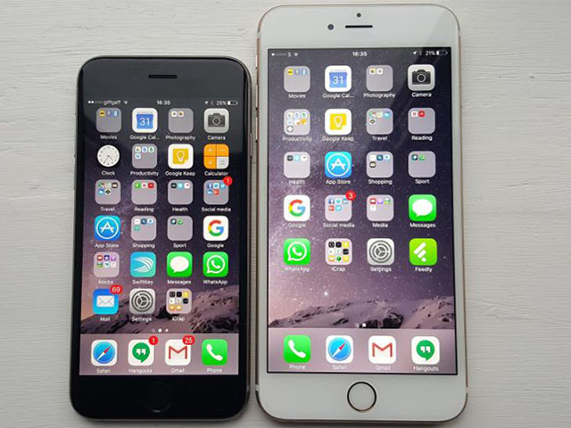 Perbandingan Bagus Mana Hp Iphone 6 Plus Vs Iphone 5s Segi
