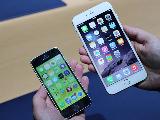 perbandingan dari segi Baterai iPhone 6 Plus VS iPhone 5S