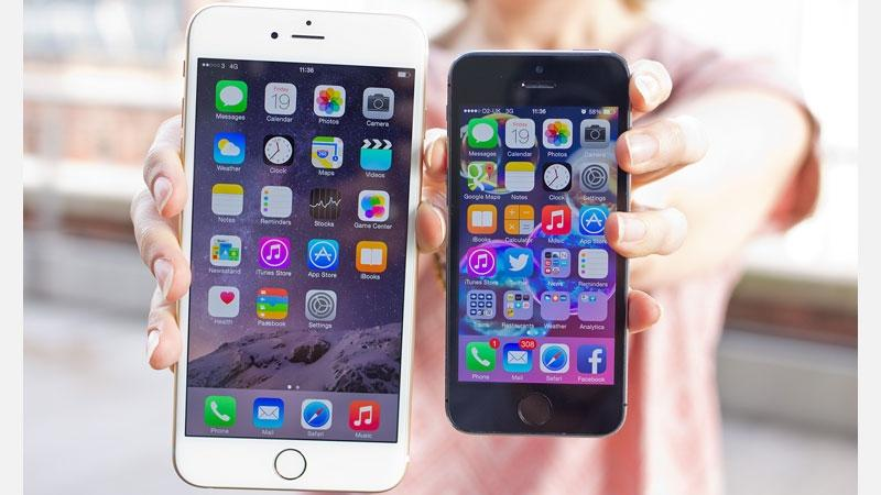 Perbandingan Bagus Mana HP iPhone 6 Plus VS iPhone 5S Segi Harga ... 0fc1b180f2