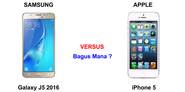 Samsung-Galaxy-J5-2016-vs-iPhone-5