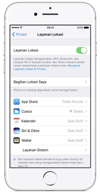 iphone5s-lokasi