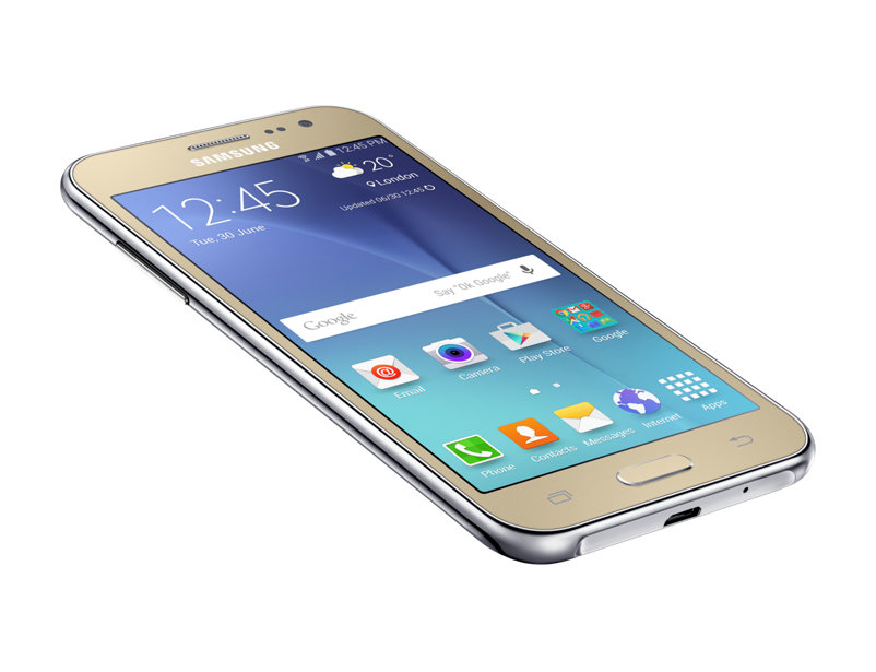 samsung galaxy j2 dynamic gold