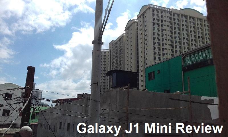 (1) Samsung Galaxy J1 Mini -2